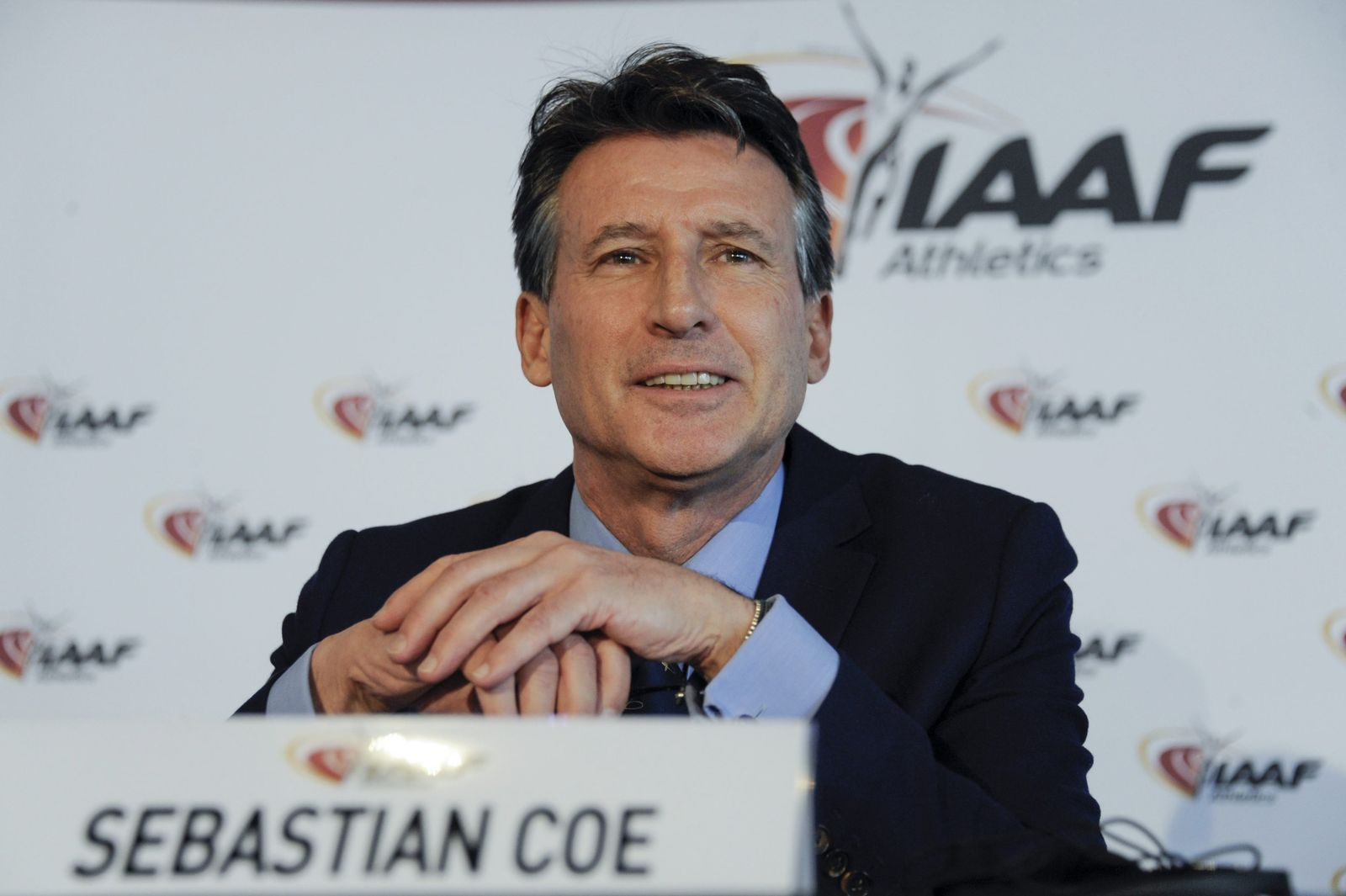 IAAF Council Meeting Press Conference
