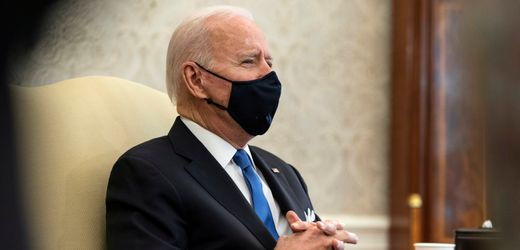 Coronakrise in den USA: Joe Biden kritisiert »Neandertaler-Denken« in Texas und Mississippi