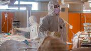 Deutsche Ärzte bereiten sich auf Mangel an Intensivbetten vor