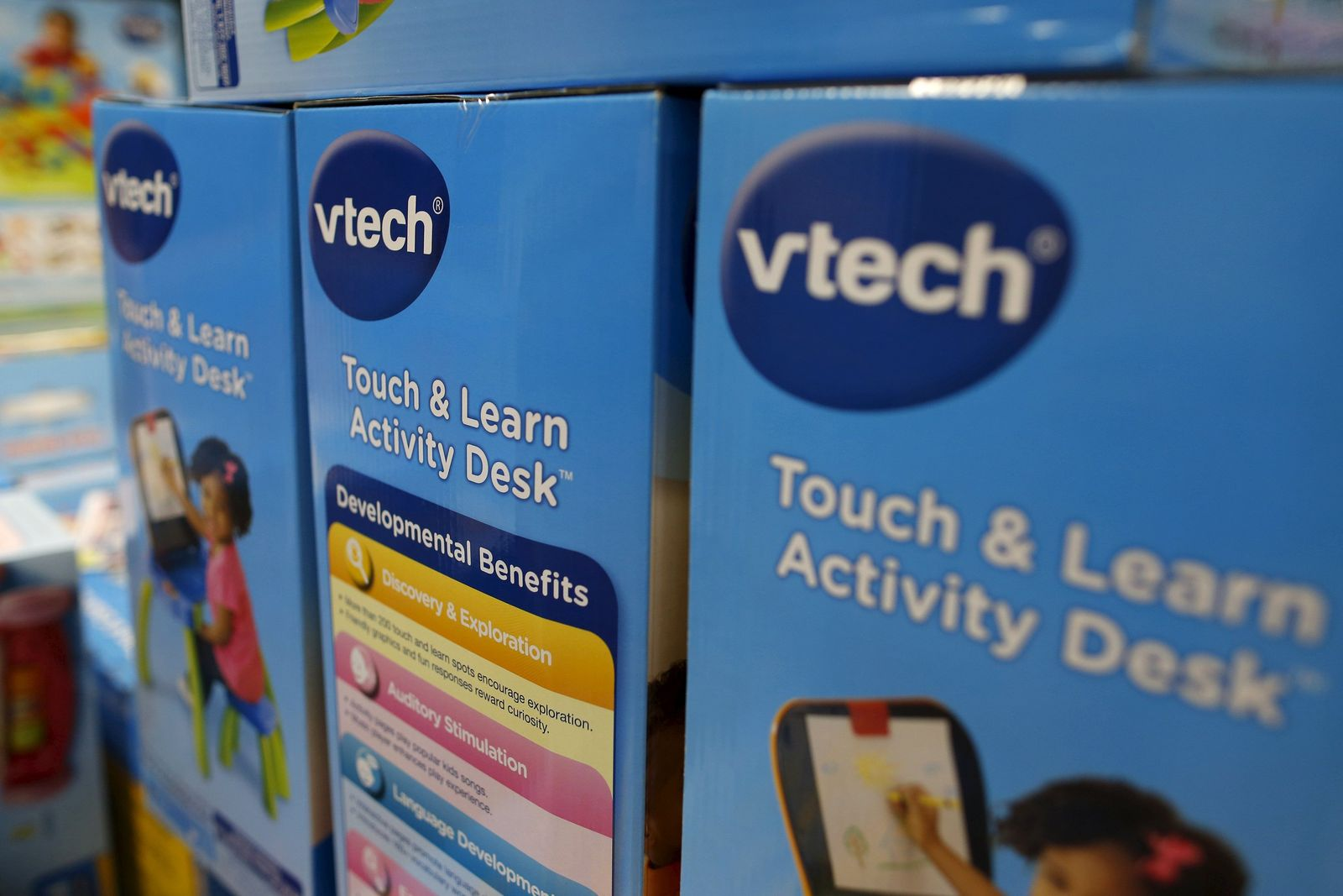 VTECH / Hacker
