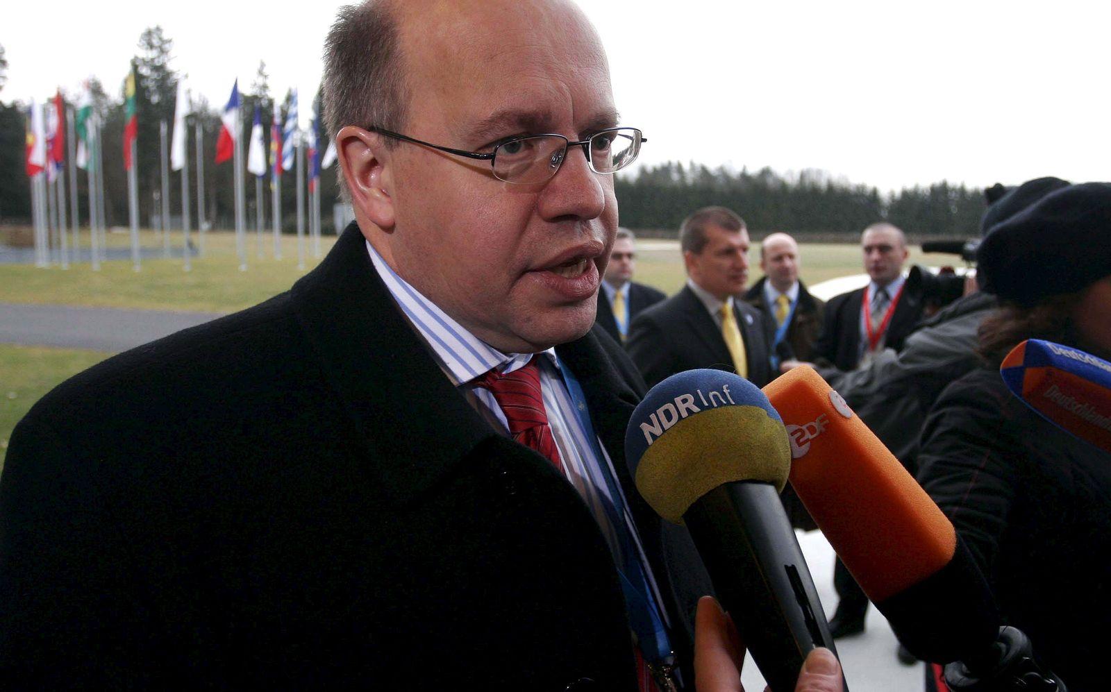 EU-Innenministertreffen in Brdo