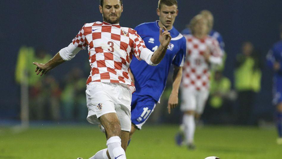Kroatischer Nationalspieler Simunic: Für die WM gesperrt
