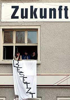 Parteizentrale in Berlin: Zu Gast bei der PDS