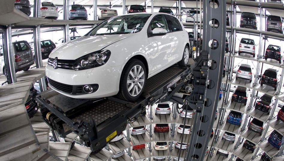 Autostadt in Wolfsburg: VW hat am meisten von der Abwrackprämie profitiert