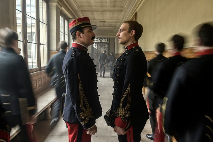 """Roman Polanski wurde bei den Césars für die beste Regie des Dramas """"Intrige"""" ausgezeichnet"""