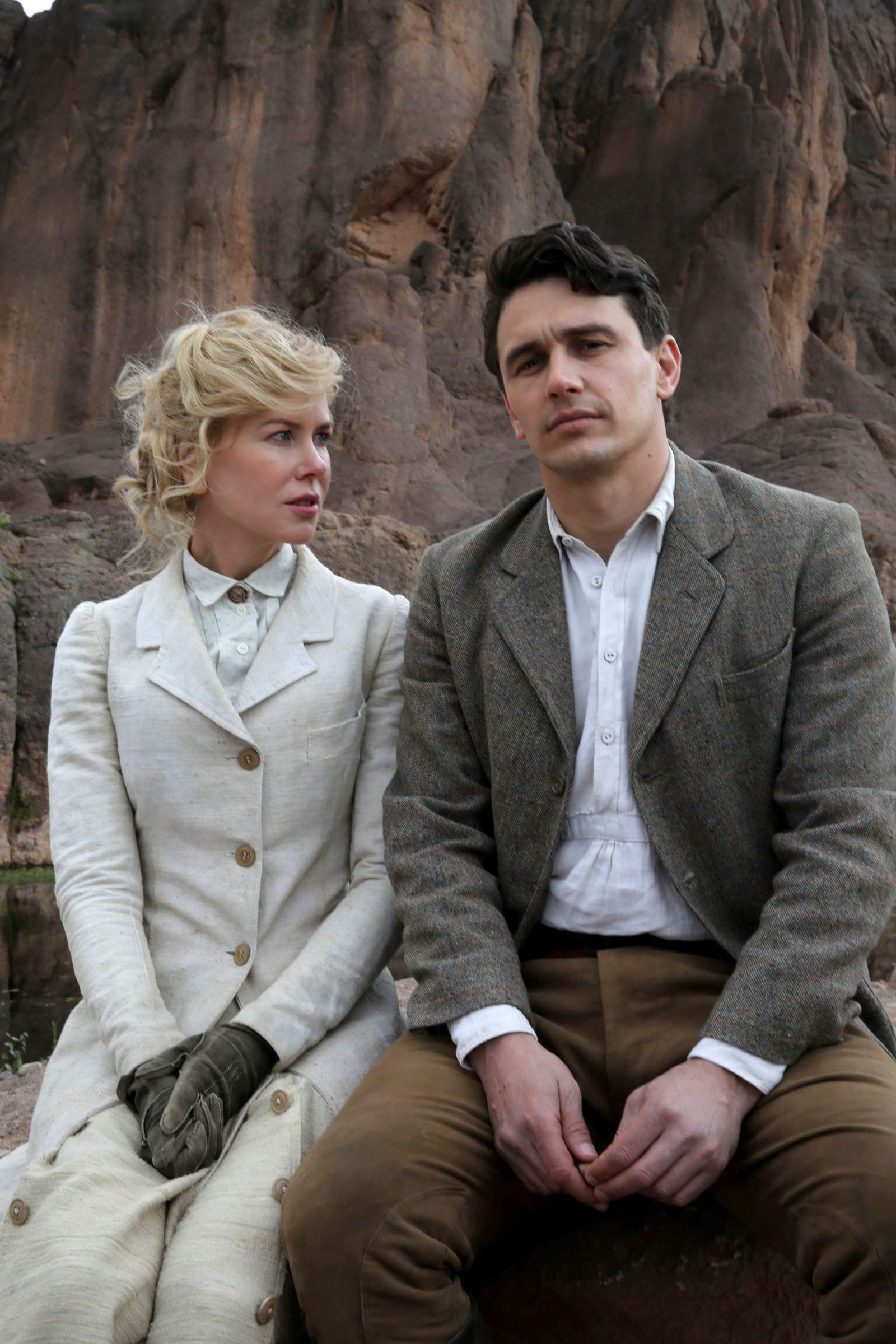 EINMALIGE VERWENDUNG Berlinale/ Queen of the Desert