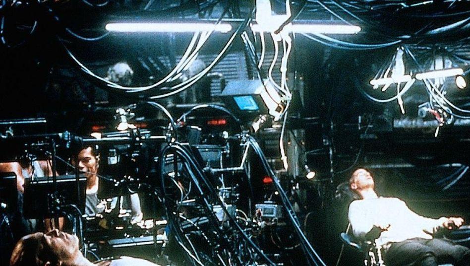 """Szene aus """"The Matrix"""": Ist das Web, wie wir es kennen, dem Tode geweiht?"""