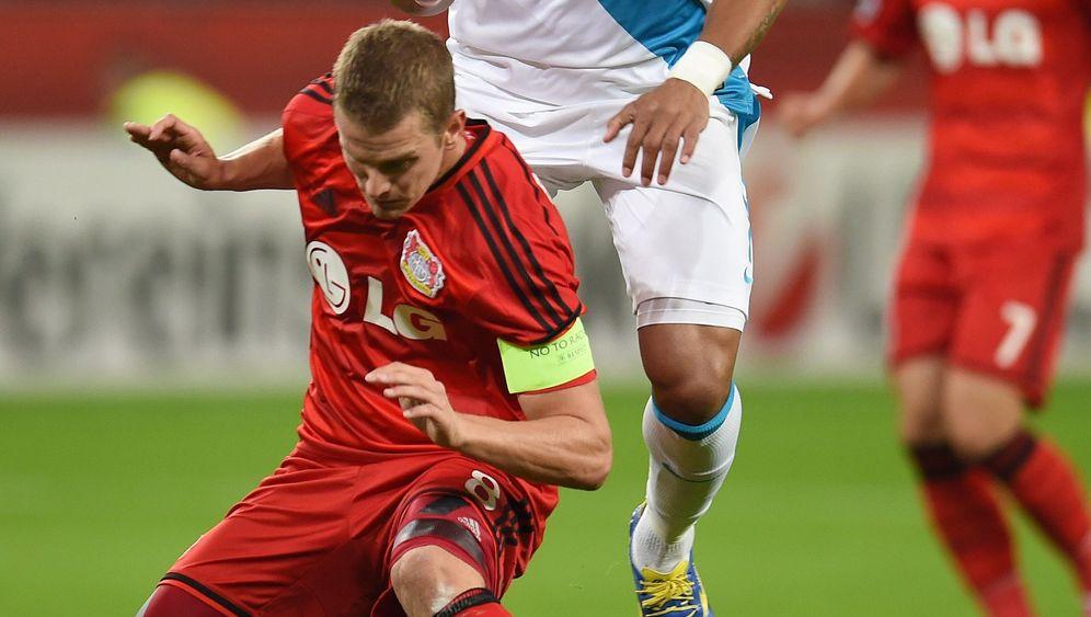 Bayers Sieg gegen St. Petersburg: In fünf Minuten zum Erfolg