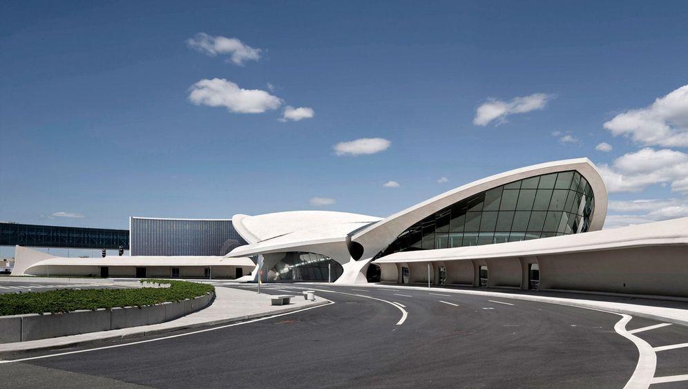 New York: Neues Terminal-Hotel am Flughafen