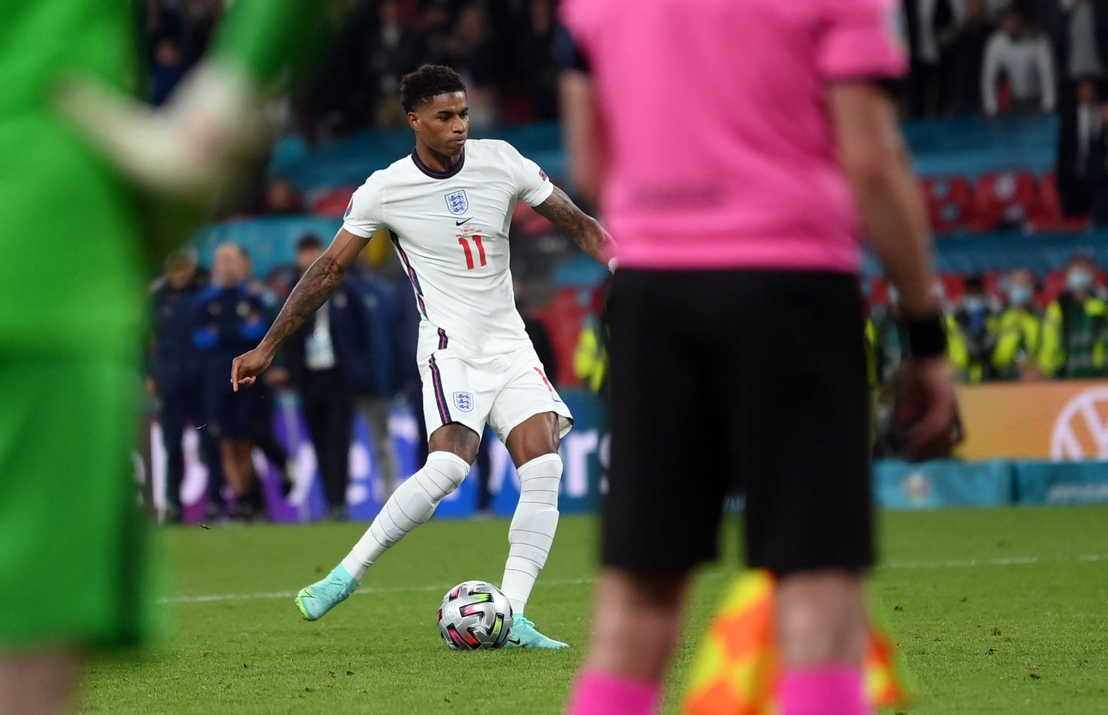 Final - Italy vs England