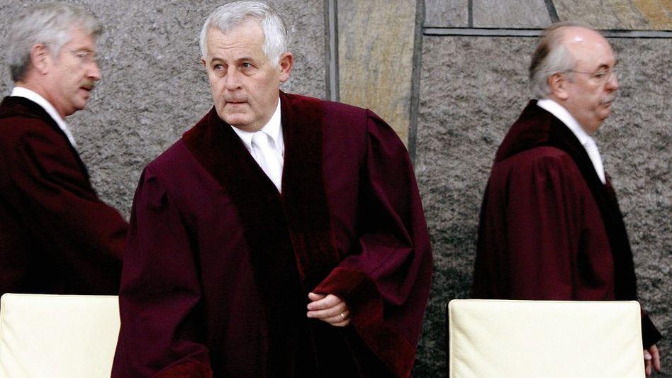 Jurist Tolksdorf: »Vorschriftswidrige Besetzung«