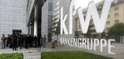 KfW in Frankfurt: Die Ermittler kamen unauffällig