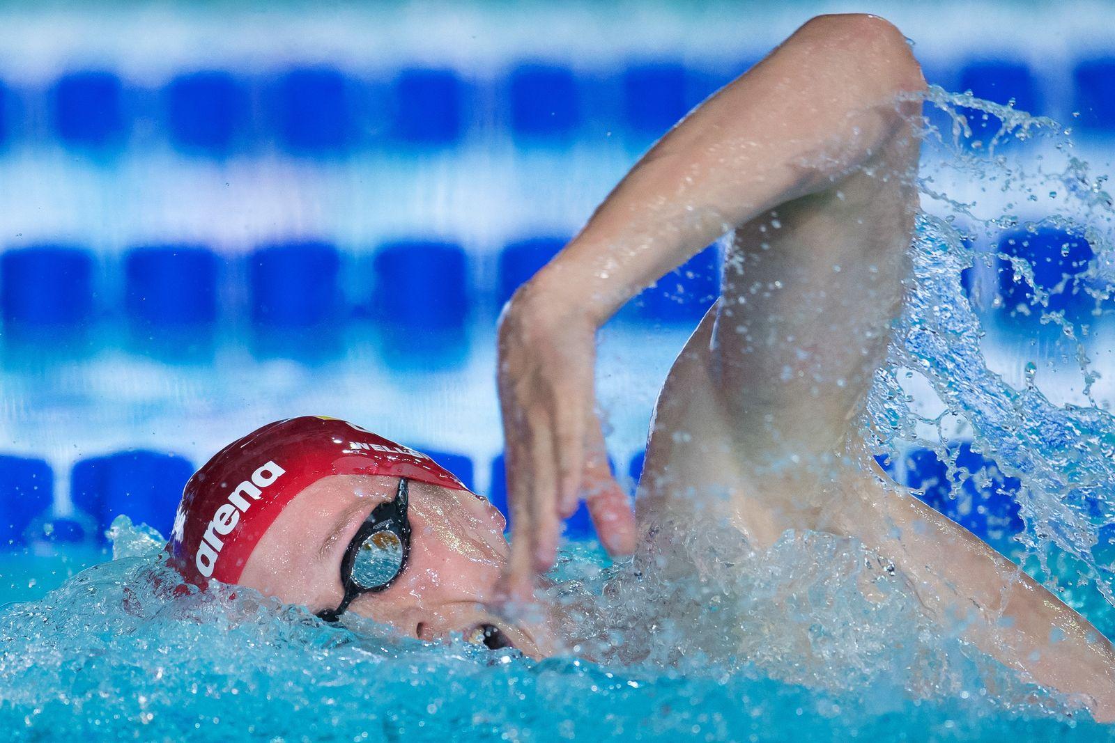 European Championships - Freiwasser