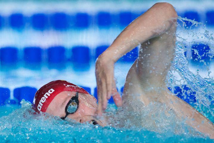 Florian Wellbrock ist Deutschlands Schwimmhoffnung