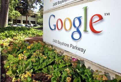 Google-Zentrale im kalifornischen Mountain View: Mitarbeiter behalten ihren Freiraum