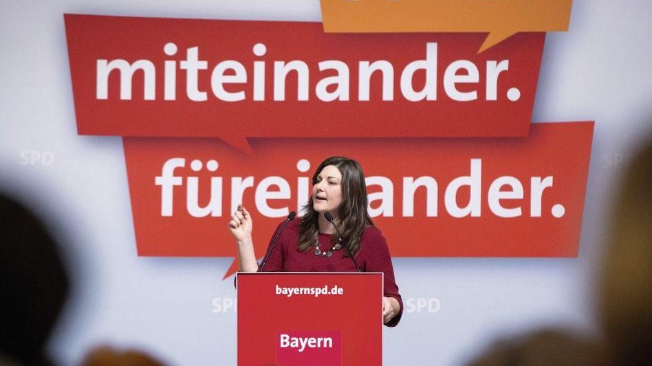 Juso-Vorsitzende Uekermann: »Harte Art des innerparteilichen Umgangs«
