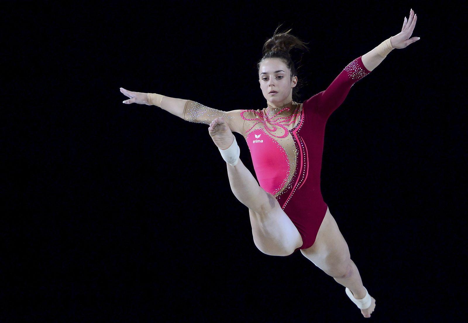 World Championships Gymnastics