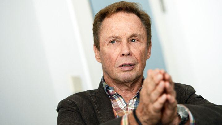 """Peter Kraus über Fanpost: """"Das war früher etwas besser"""""""