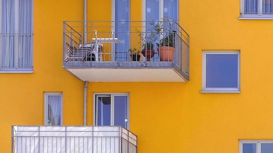 Wohnhaus in Hamburg: Mehr als 60 Prozent des Einkommens für Miete