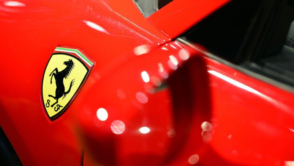 Ferrari Verkauft Erstmals Mehr Als 10 000 Autos In Einem Jahr Der Spiegel