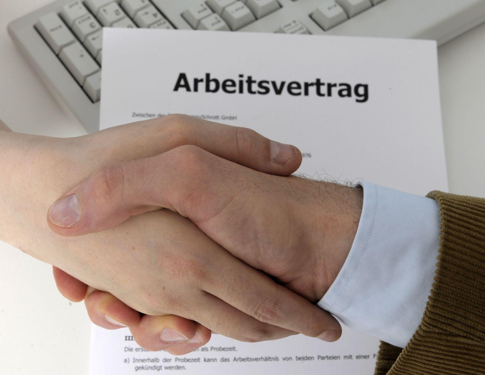 EINMALIGE VERWENDUNG KaSP Kurze Liaison: Befristete Arbeitsverträge werden immer üblicher
