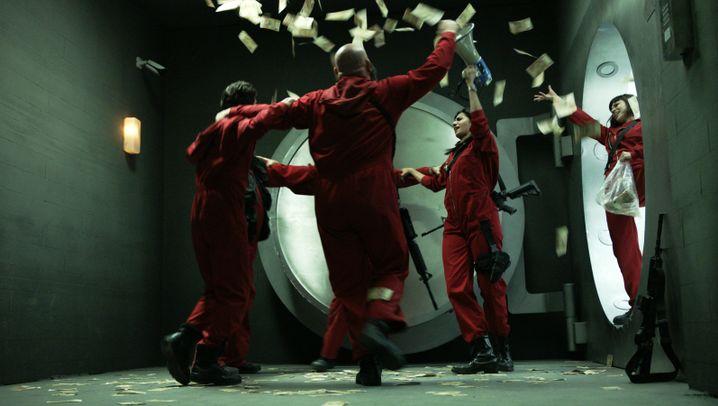"""Netflix-Serie """"Haus des Geldes"""": Achtung, Überfall!"""