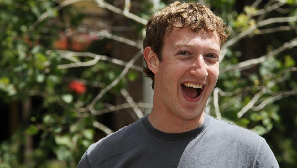 Facebook-Chef Zuckerberg: Das 45-Milliarden-Dollar-Versprechen