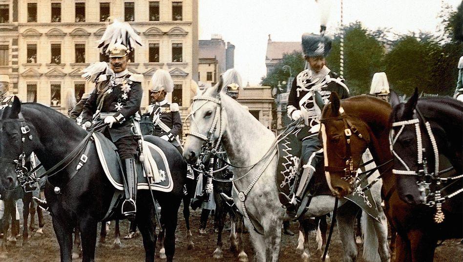 Kaiser Wilhelm II., Kronprinz Wilhelm um 1910: »Das Kaiserreich war mitnichten demokratisch«