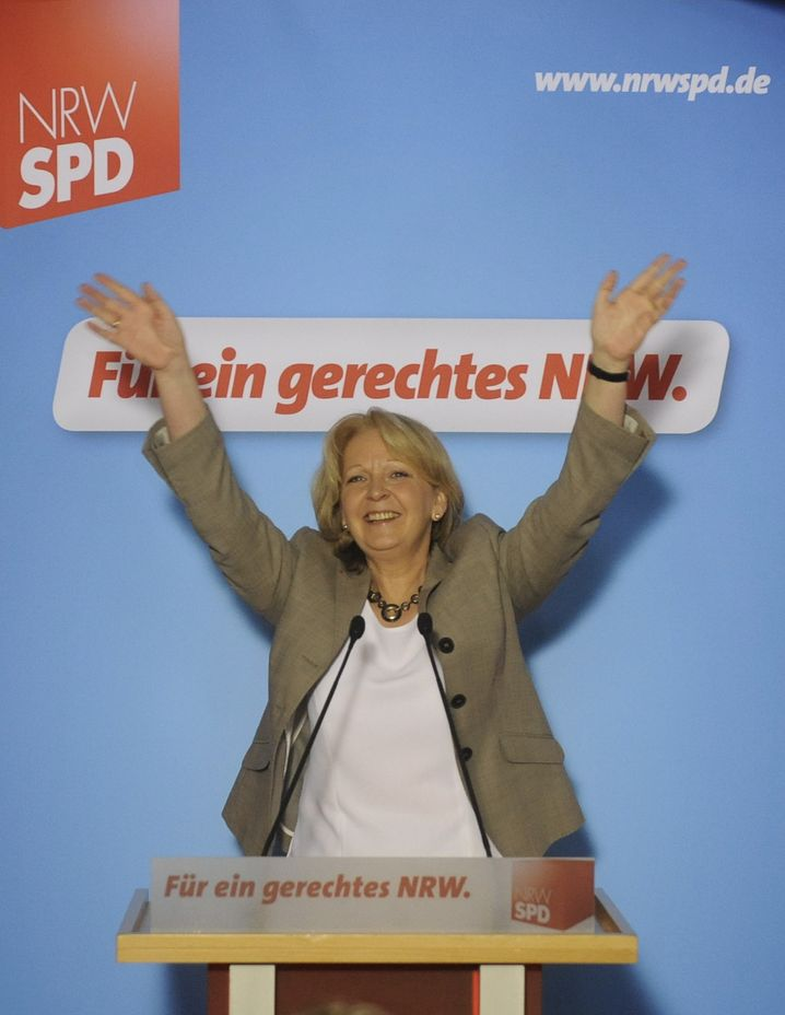 """Kraft: """"Die SPD ist wieder da"""""""