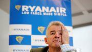 Ryanair macht erstmals seit Jahrzehnten im Sommer Verlust