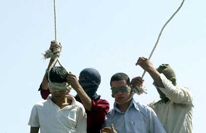 Hinrichtung in Mashad: Weitere 30 Jugendliche warten auf ihre Exekution