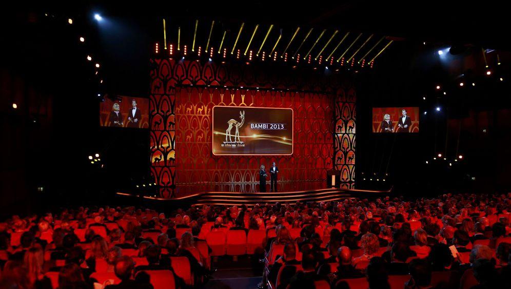 Bambi-Verleihung: Jahrmarkt der Peinlichkeiten