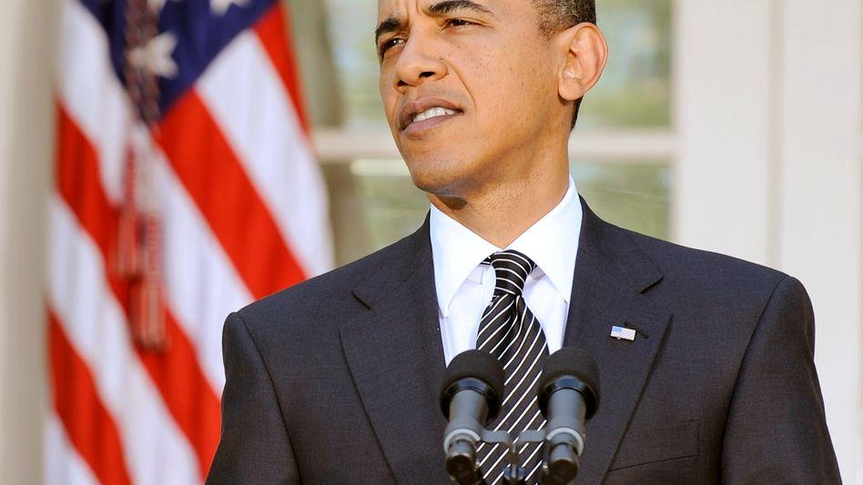 Zustimmung im Senat: Obama peitscht Finanzreform durch