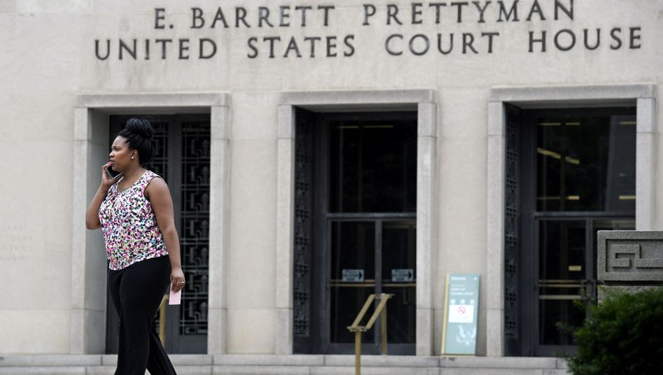 Prettyman Courthouse in Washington: Hier tagt das geheimste Gericht der Welt