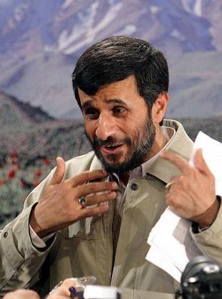 Ahmadinedschad: Hetztiraden gegen Israel