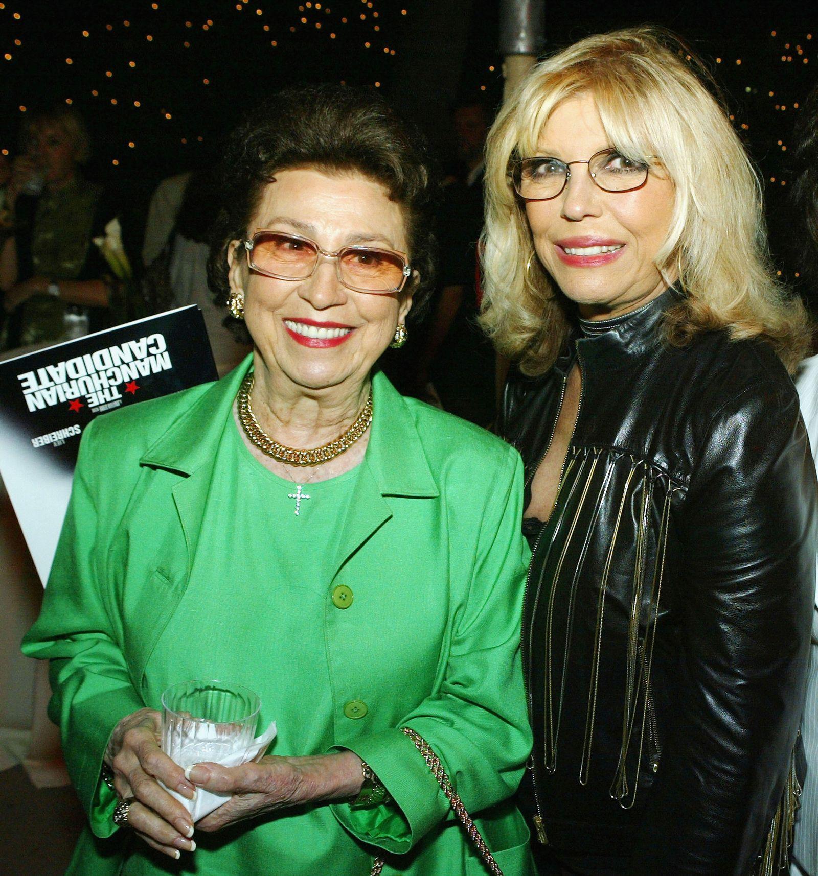 Nancy Sinatra Senior