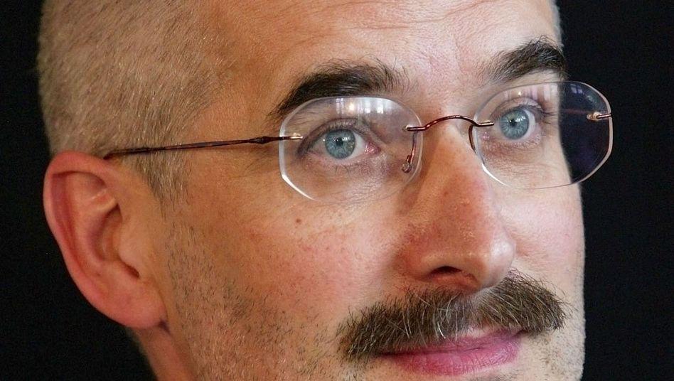 """Sergej Lochthofen (hier 2003): """"Stuhl vor die Tür gestellt"""""""
