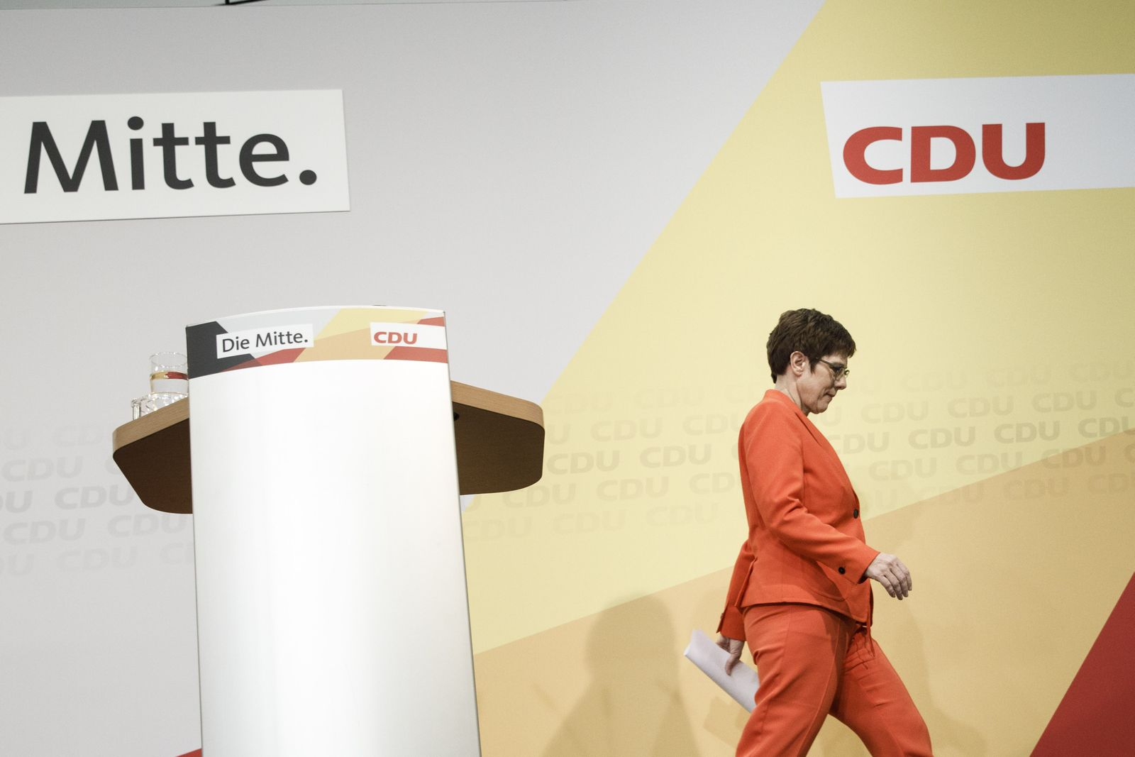 CDU And FDP Grapple With Thuringia Election Fallout
