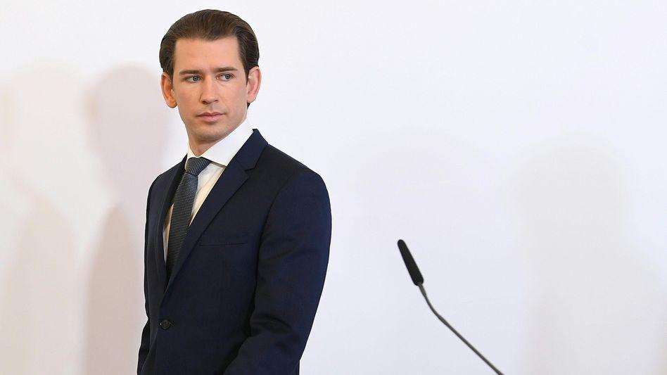 Sebastian Kurz ist nicht mehr österreichischer Kanzler