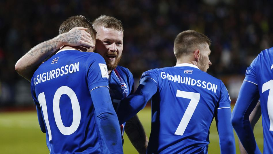 Island fährt erstmals zu einer WM