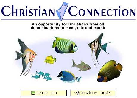 Einsam? Nicht mehr lang: Bei christlichen Kontaktbörsen kann man Partner fischen