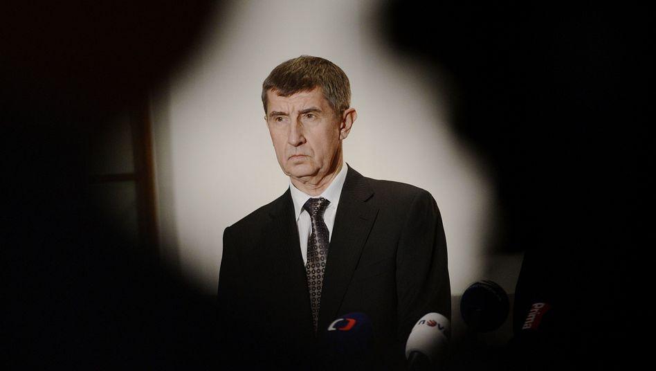 """Tschechiens Finanzminister Babis: """"Das ist eine Krise und man muss aktiv sein"""""""