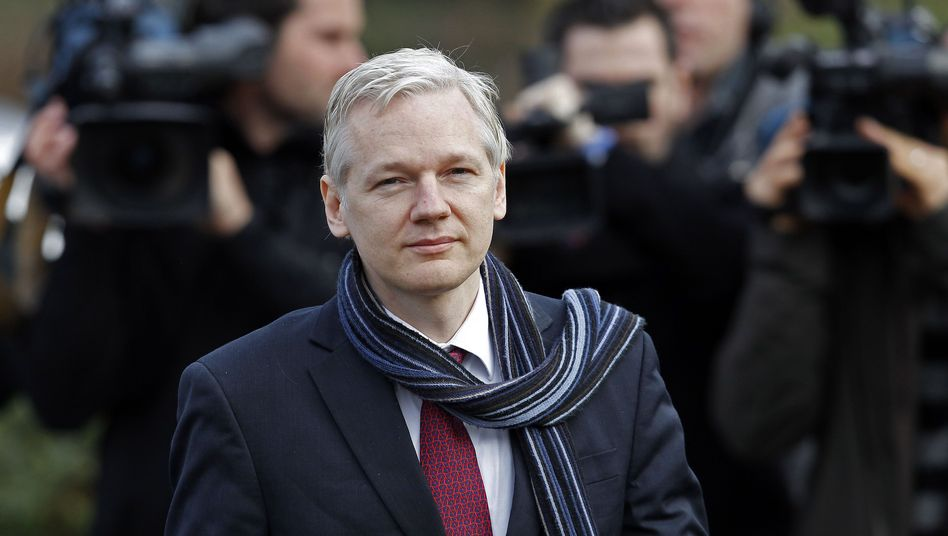 Assange vor Gericht: Seine Anwälte wollen Beschwerde einlegen