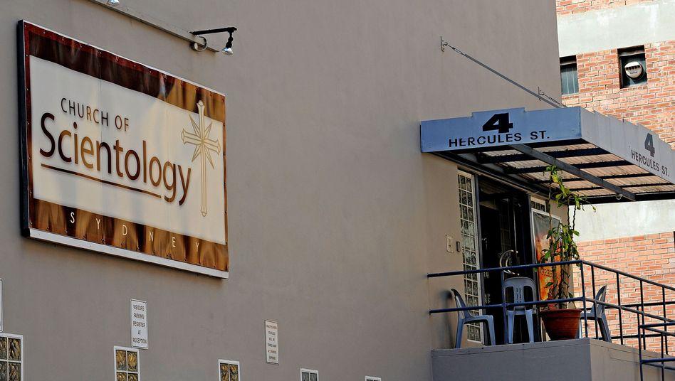 """Scientology-Gebäude in Sydney: Senator Xenophone spricht von """"krimineller Organisation"""""""