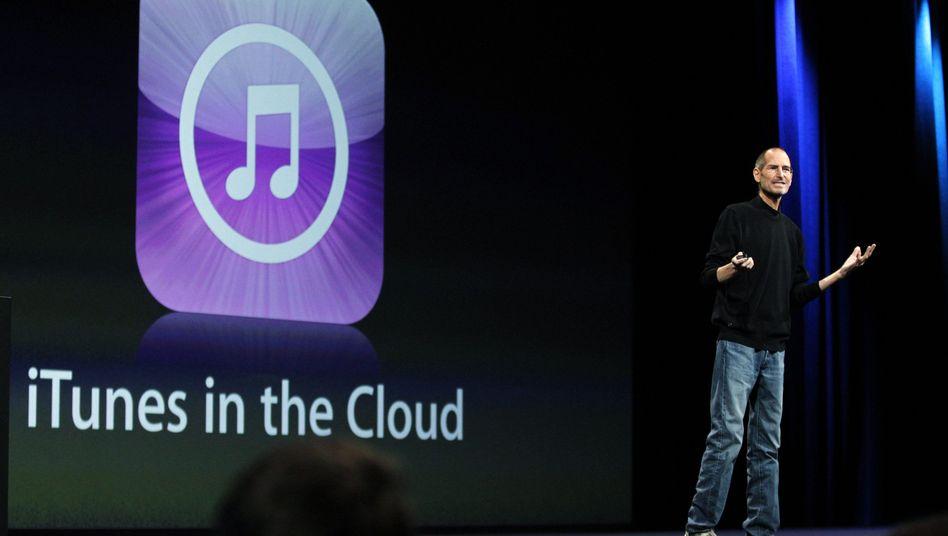 Apples Cloud-Dienste: Sind die Daten auf Firmenservern, hat der Nutzer weniger Macht
