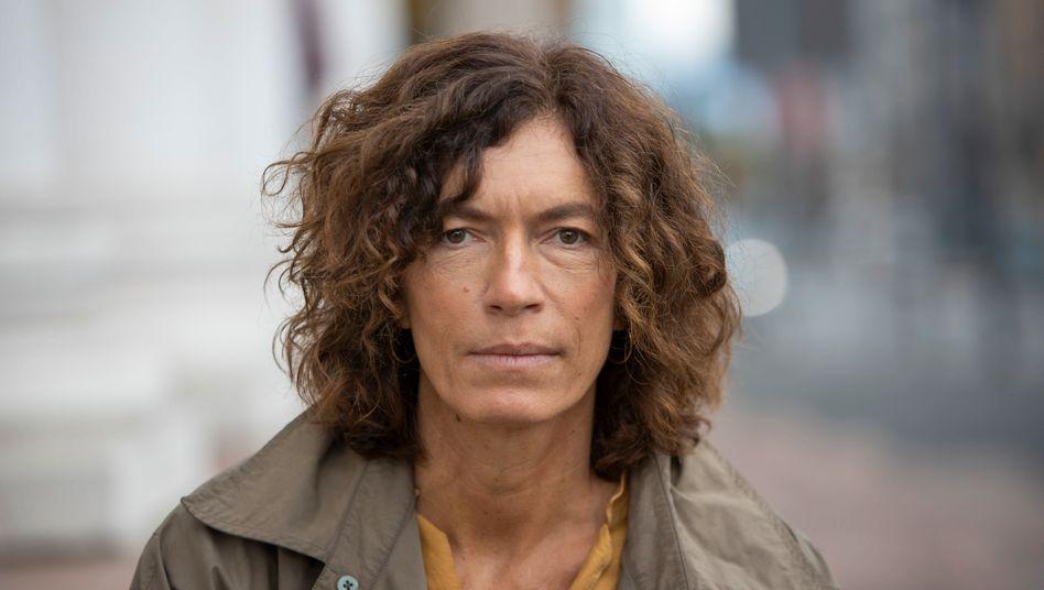 Preisträgerin Anne Weber