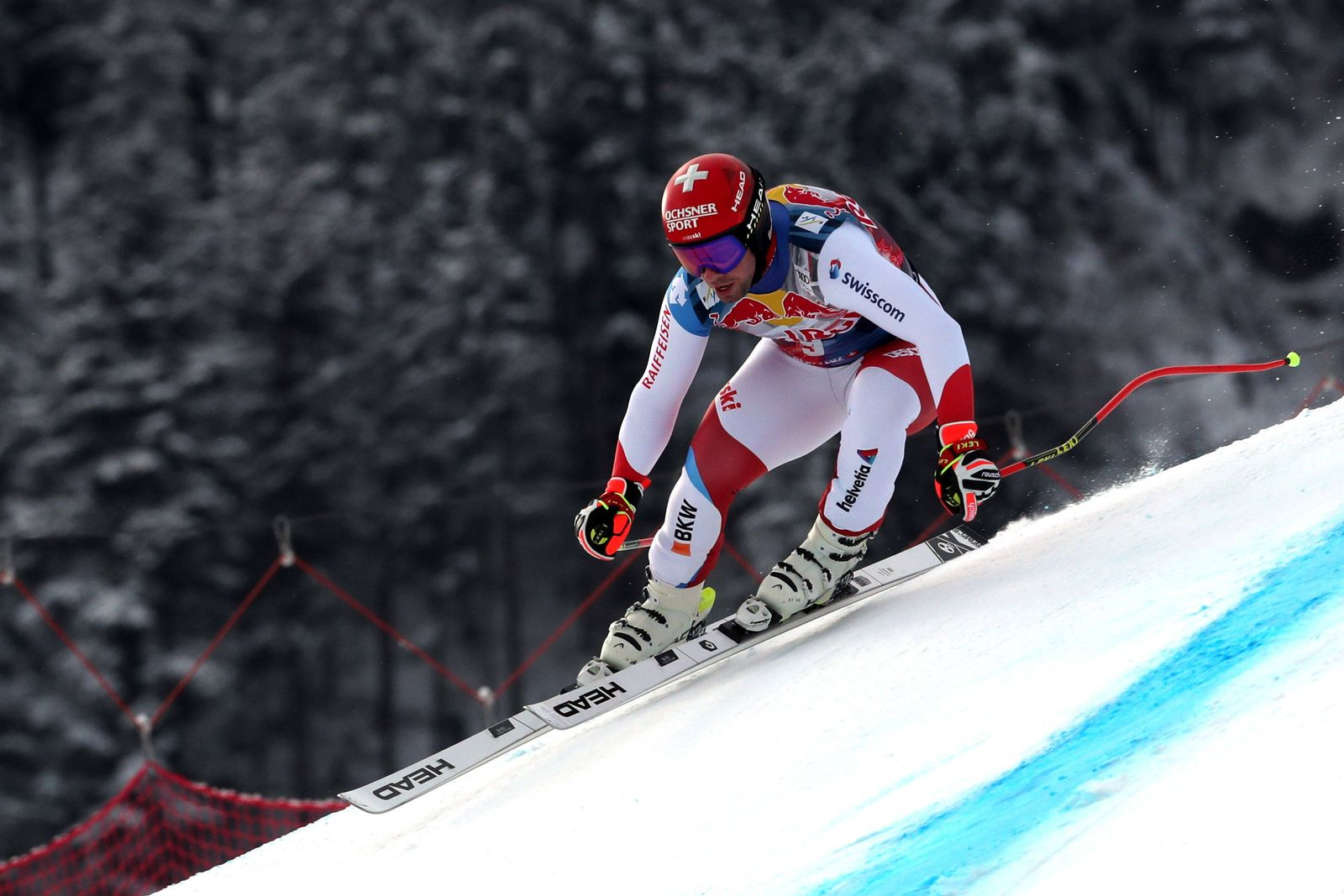 ALPINE SKIING - FIS WC Kitzbuehel KITZBUEHEL,AUSTRIA,24.JAN.21 - ALPINE SKIING - FIS World Cup, downhill, men. Image sh