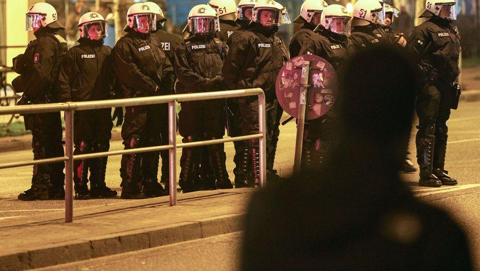 Polizei im Schanzenviertel: Das Gefahrengebiet war höchst umstritten