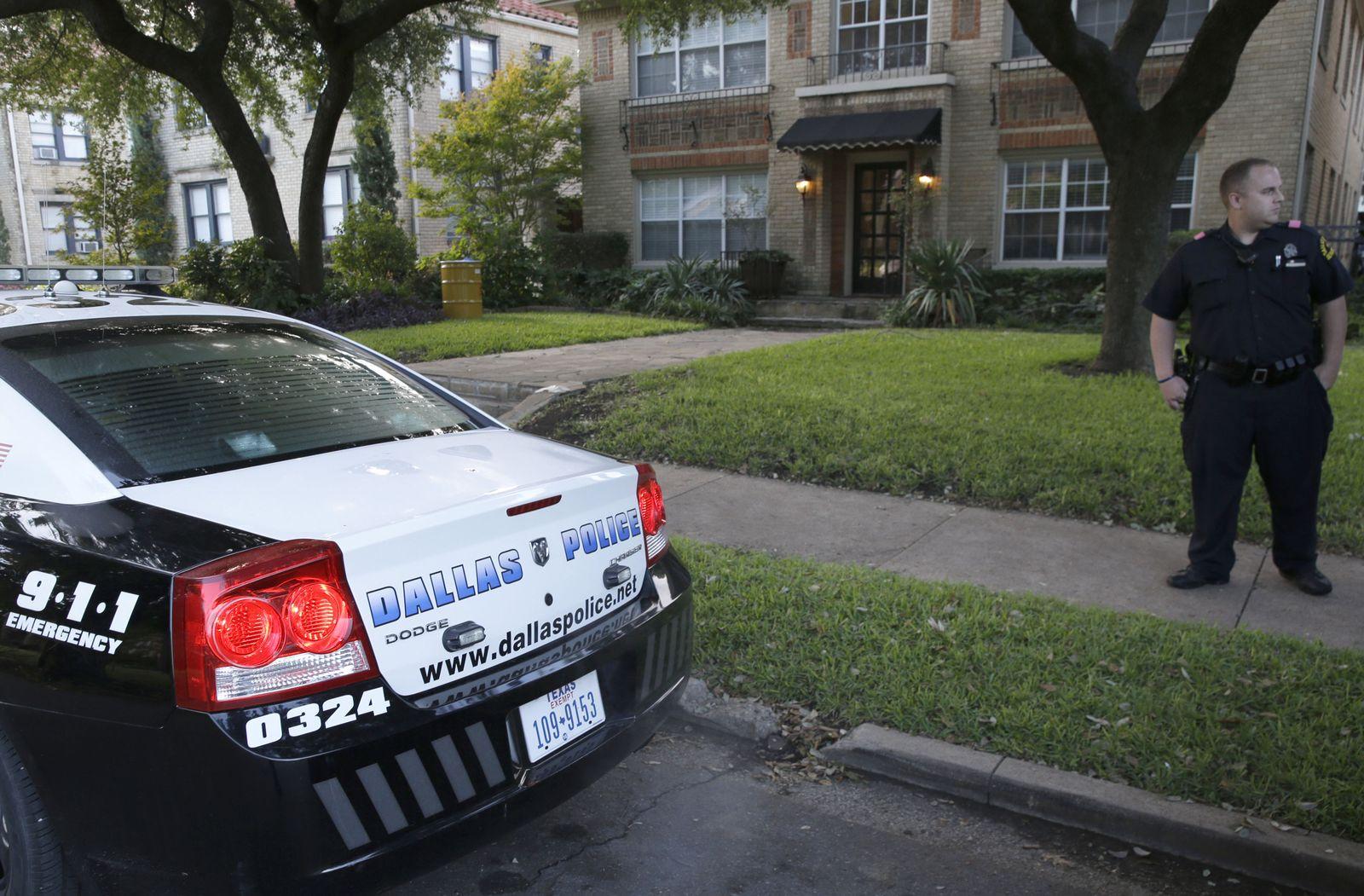 Dallas/ Polizei