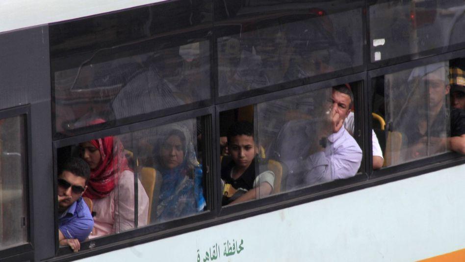 Kairo: Es fehlen Millionen Arbeitsplätze, die Privatwirtschaft ist schwach